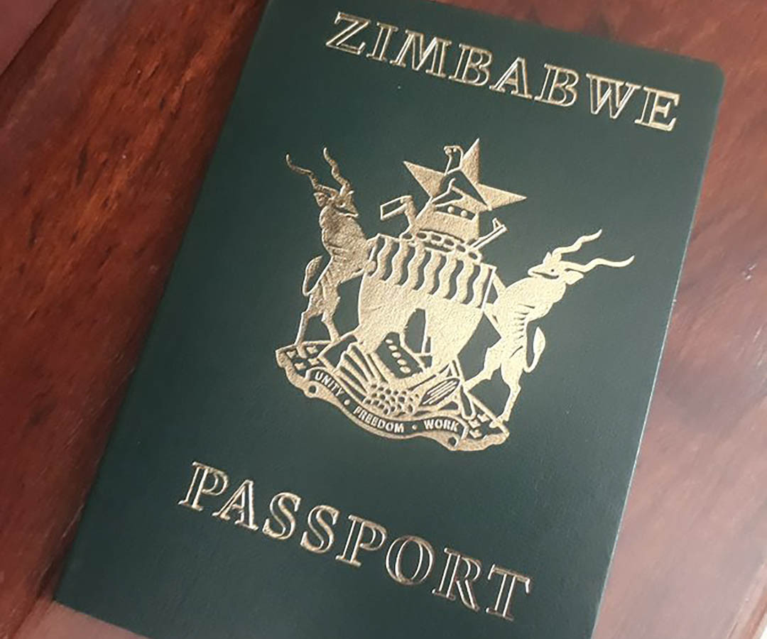 Zimbabwe Government Denies It Has Hiked Passport Fees By